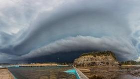 Storm clouds 2014