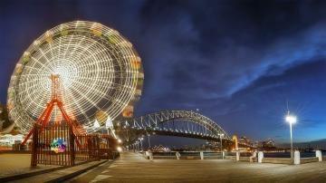 Luna Park Sydney090215