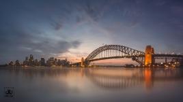_Sydney harbour-Pano 161215