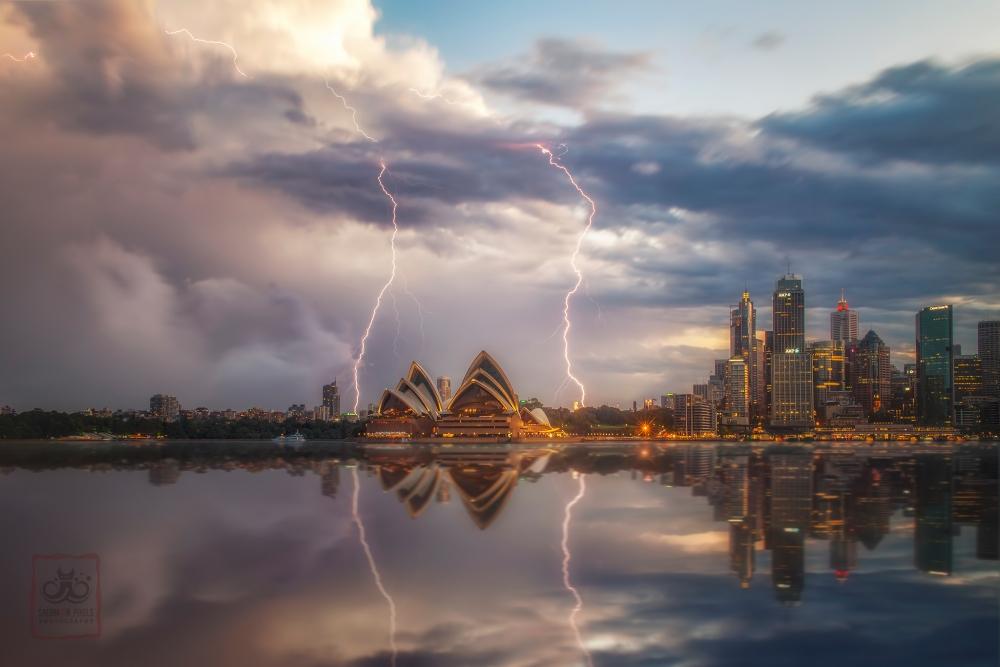 Sydney thunderstorm 2016